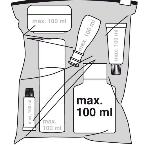 My Fly Bag Beutel_Fluessigkeiten_EU-Richtlinie für Handgepäck